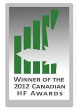 2012 Cdn HF Award logo